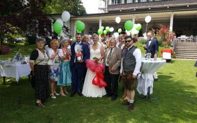 Hochzeit Caro und Marco Maffei