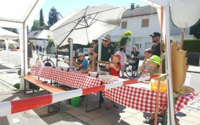 Vereinsmesse beim Eichenauer Open-Air-Sommer
